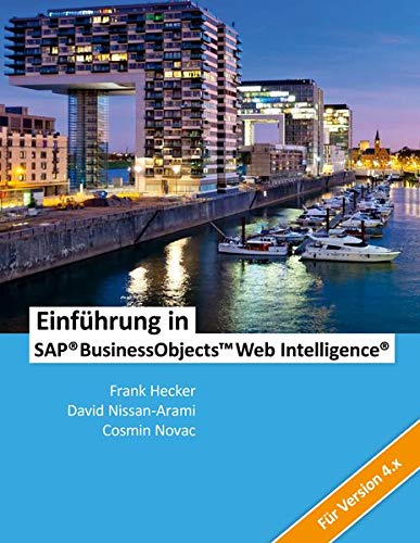 Einführung in SAP BusinessObjects Web Intelligence