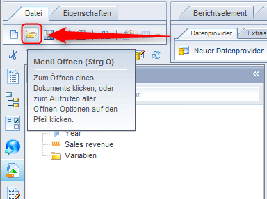 SAP BusinessObjects Web Intelligence - Abfragefilter
